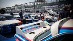 BMW NEXT 100 Festival, pezzi rari nel paddock