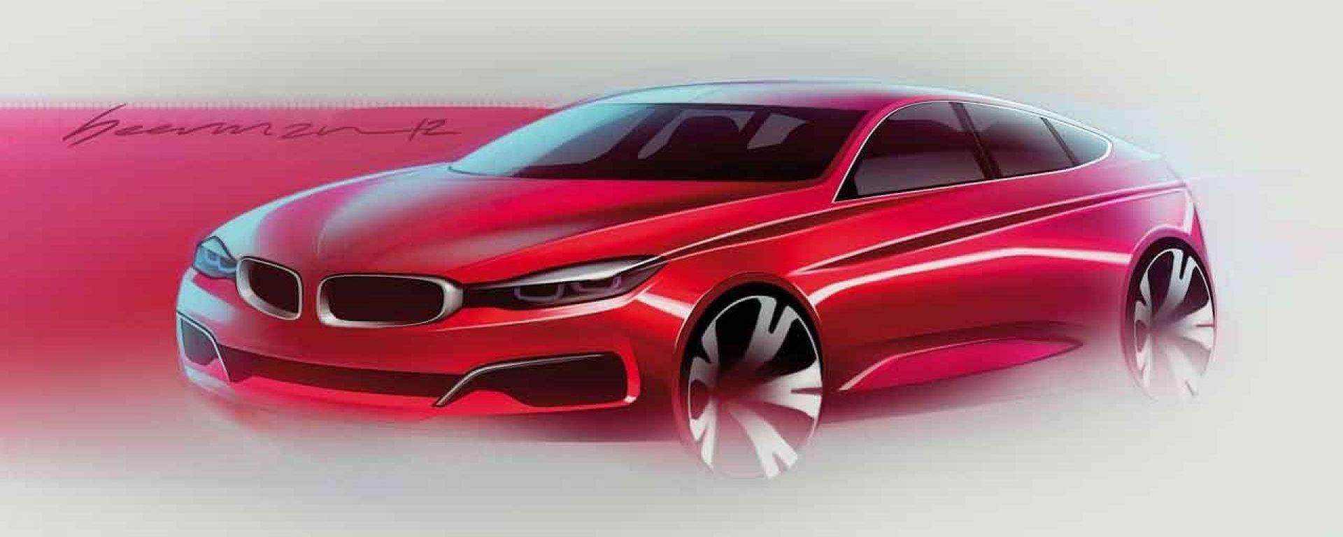 BMW: prime tracce della nuova X6?