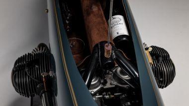 BMW R 100 RS Good Gost: la cantina più strada del mondo