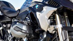 BMW R 1200 GS 2017, fianchetti modificati