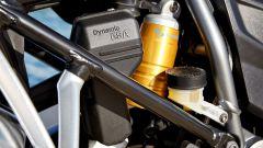 BMW R 1200 GS 2017, sospensioni Dynamic ESA next generation
