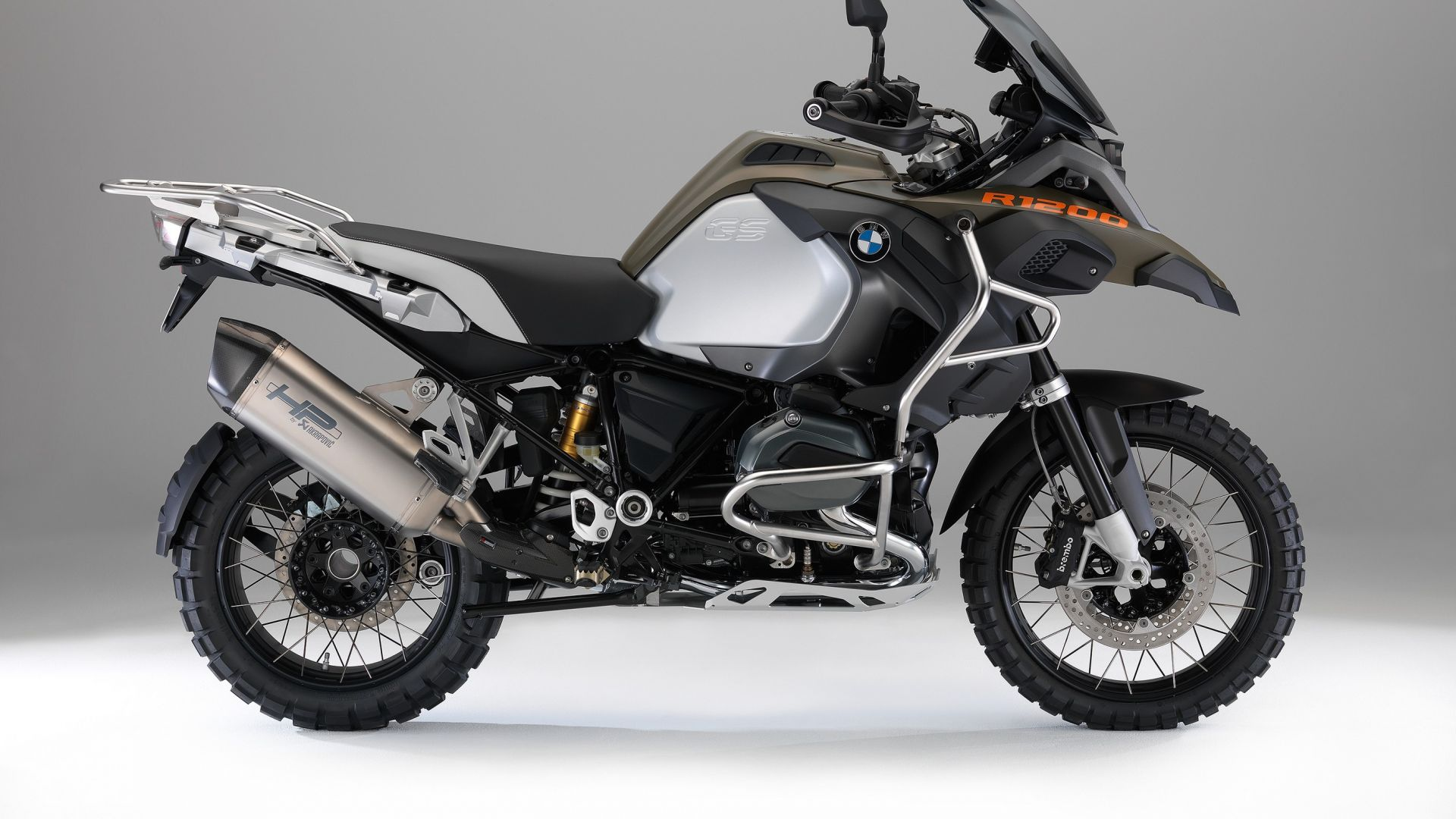 Prova Bmw R 1200 Gs Adventure Motorbox
