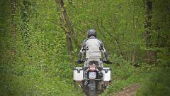 Ducati vs BMW: Multistrada 1200 Enduro sfida R 1200 GS Adventure - Immagine: 21