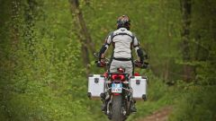 Ducati vs BMW: Multistrada 1200 Enduro sfida R 1200 GS Adventure - Immagine: 20