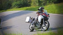 Ducati vs BMW: Multistrada 1200 Enduro sfida R 1200 GS Adventure - Immagine: 12