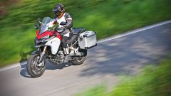 Ducati vs BMW: Multistrada 1200 Enduro sfida R 1200 GS Adventure - Immagine: 15