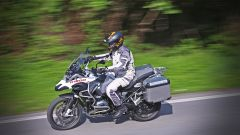 Ducati vs BMW: Multistrada 1200 Enduro sfida R 1200 GS Adventure - Immagine: 7