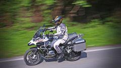 Ducati vs BMW: Multistrada 1200 Enduro sfida R 1200 GS Adventure - Immagine: 7
