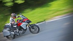 Ducati vs BMW: Multistrada 1200 Enduro sfida R 1200 GS Adventure - Immagine: 13