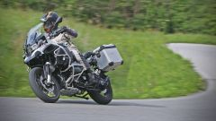 Ducati vs BMW: Multistrada 1200 Enduro sfida R 1200 GS Adventure - Immagine: 8
