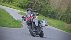 Ducati vs BMW: Multistrada 1200 Enduro sfida R 1200 GS Adventure - Immagine: 11