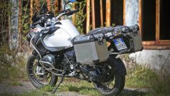 Ducati vs BMW: Multistrada 1200 Enduro sfida R 1200 GS Adventure - Immagine: 26