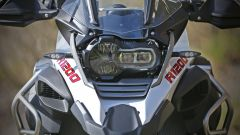 Ducati vs BMW: Multistrada 1200 Enduro sfida R 1200 GS Adventure - Immagine: 28