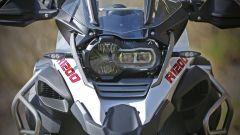 Ducati vs BMW: Multistrada 1200 Enduro sfida R 1200 GS Adventure - Immagine: 28
