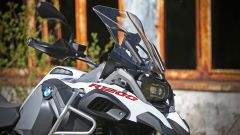 Ducati vs BMW: Multistrada 1200 Enduro sfida R 1200 GS Adventure - Immagine: 29