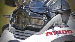 Ducati vs BMW: Multistrada 1200 Enduro sfida R 1200 GS Adventure - Immagine: 30