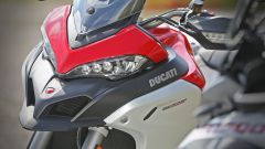 Ducati vs BMW: Multistrada 1200 Enduro sfida R 1200 GS Adventure - Immagine: 49