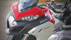 Ducati vs BMW: Multistrada 1200 Enduro sfida R 1200 GS Adventure - Immagine: 49