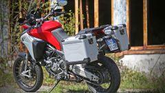 Ducati vs BMW: Multistrada 1200 Enduro sfida R 1200 GS Adventure - Immagine: 51