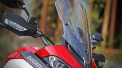 Ducati vs BMW: Multistrada 1200 Enduro sfida R 1200 GS Adventure - Immagine: 55