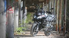 BMW R 1200 GS Adventure  frontale