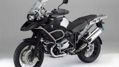 Bmw R 1200 GS Adventure Triple Black  - Immagine: 1