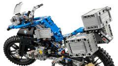 BMW R 1200 GS di Lego: il modellino per i giessisti in erba - Immagine: 3