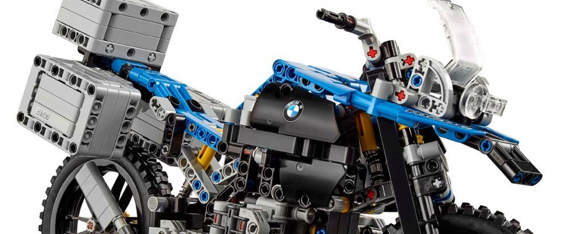 BMW R 1200 GS di Lego: il modellino per i giessisti in erba