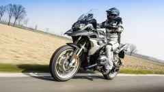 BMW R 1200 GS Exclusive: i cerchi a raggi sono optional