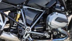 BMW R 1200 GS Exclusive: il motore è il classico bicilindrico boxer da 120 cv