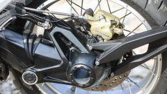 BMW R 1200 GS Exclusive: la trasmissione finale a cardano costringe a sostituire l'olio ogni 20.000 km