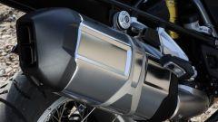 BMW R 1200 GS Exclusive: terminale di scarico