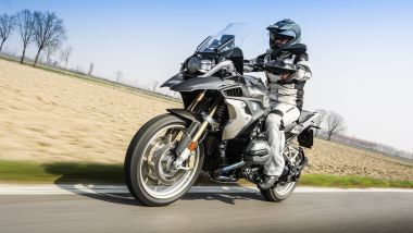 BMW R 1200 GS Exclusive