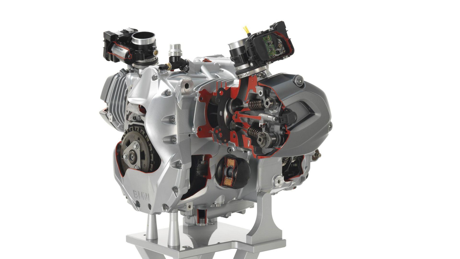 Tecnica: BMW R 1200 GS: il motore ai raggi X - MotorBox