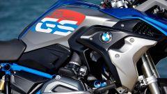 BMW R 1200 GS Rallye 2017, fianchetto laterale