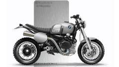 BMW R 1200 GS LC ScrambleR Concept - Immagine: 2