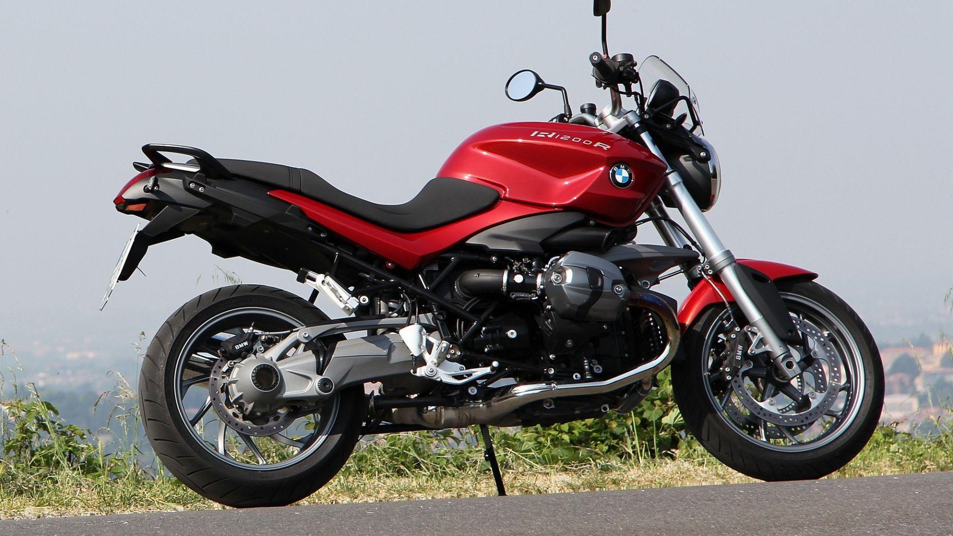 Prova: BMW R 1200 R 2011