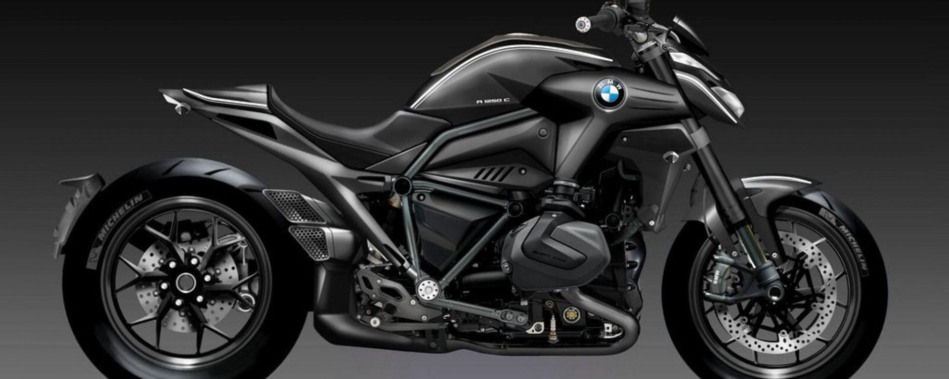 BMW R 1250 C: per ora è solo un concept