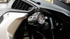 BMW R 1250 GS 40 Years 2021: i faretti aggiuntivi sono un optional da 400 euro