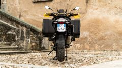 BMW R 1250 GS 40 Years 2021: il posteriore