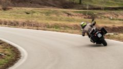 BMW R 1250 GS 40 Years 2021: morbida in Road, rigida in Dynamic