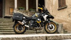 BMW R 1250 GS 40 Years 2021: vista laterale