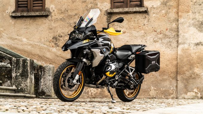 BMW R 1250 GS 40 Years 2021