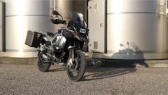 BMW R 1250 GS Adventure: 3/4 anteriore