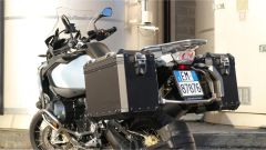 BMW R 1250 GS Adventure: 3/4 posteriore