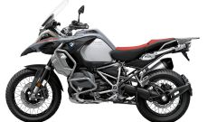 BMW R 1250 GS Adventure Ice Gray