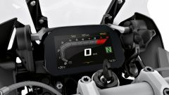 BMW R 1250 GS Adventure: il quadro strumenti