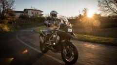 BMW R 1250 GS Adventure: la prova dei consumi