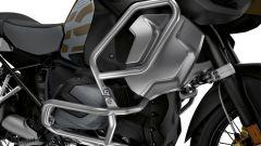 BMW R 1250 GS Adventure: le protezioni per il motore