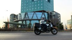 BMW R 1250 GS Adventure: scatto urbano